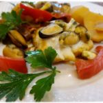 Калдейрада португальская. Рыбное рагу