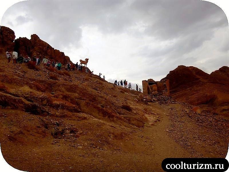 горная Шебика экскурсия