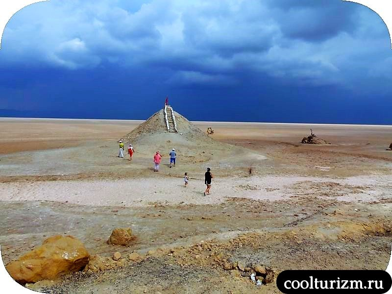 Озеро Шотт эль Джерид Сахара два дня