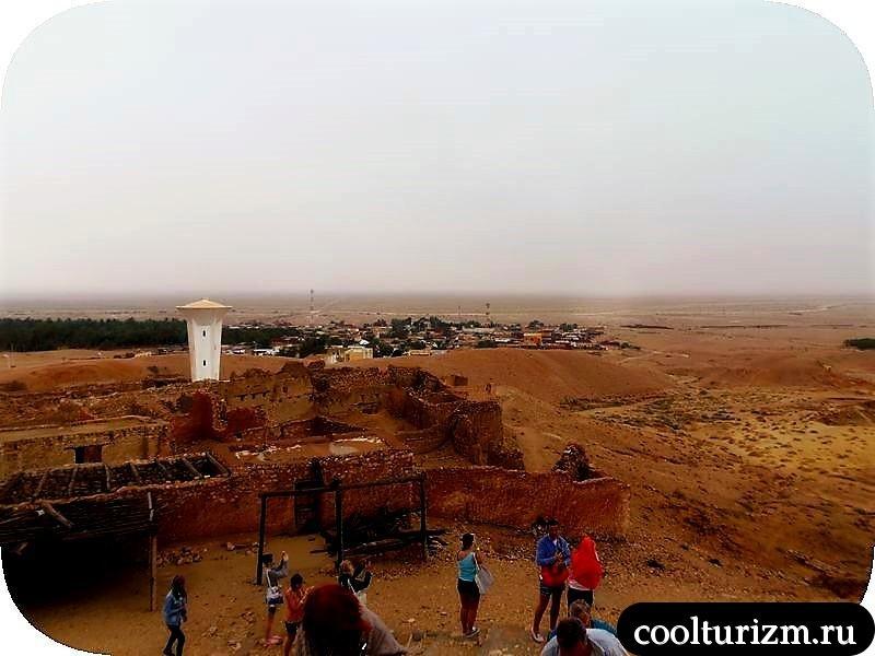 горная Шебика Сахара