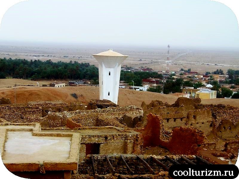 горная Шебика тунис
