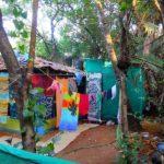 Мандрем. Недорогое бунгало в Гоа