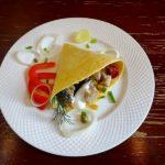 Мексиканские буррито с индейкой