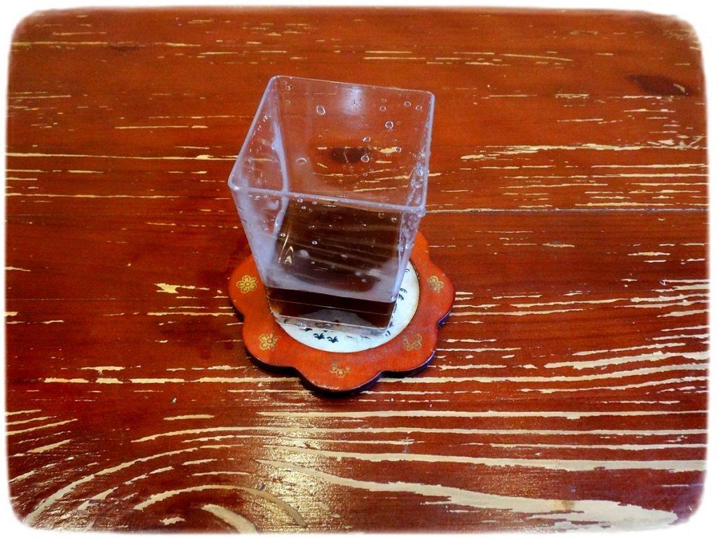 молочно кофейное желе рецепт фото