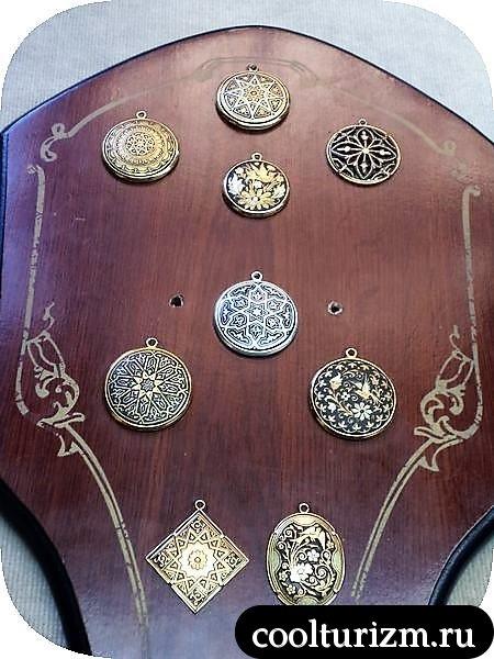 знаменитая толедская сталь дамаскин