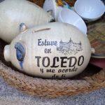 Толедо. Марципан и виды города