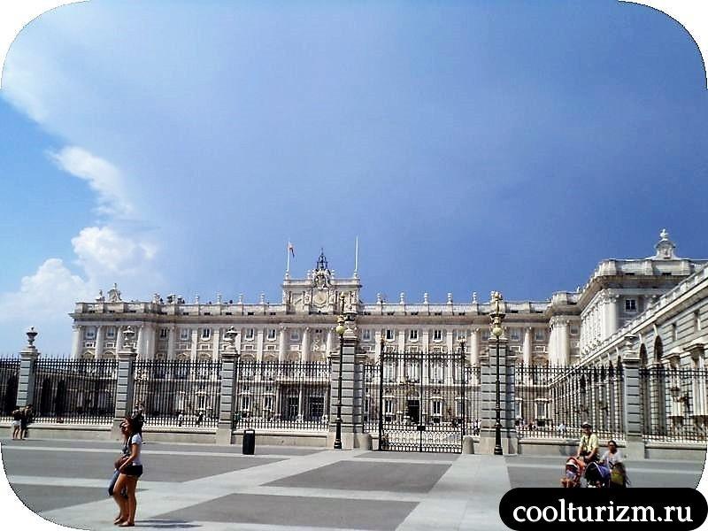 Мадрид железные двери