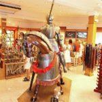 Знаменитая толедская сталь и дамаскин.Часть 2