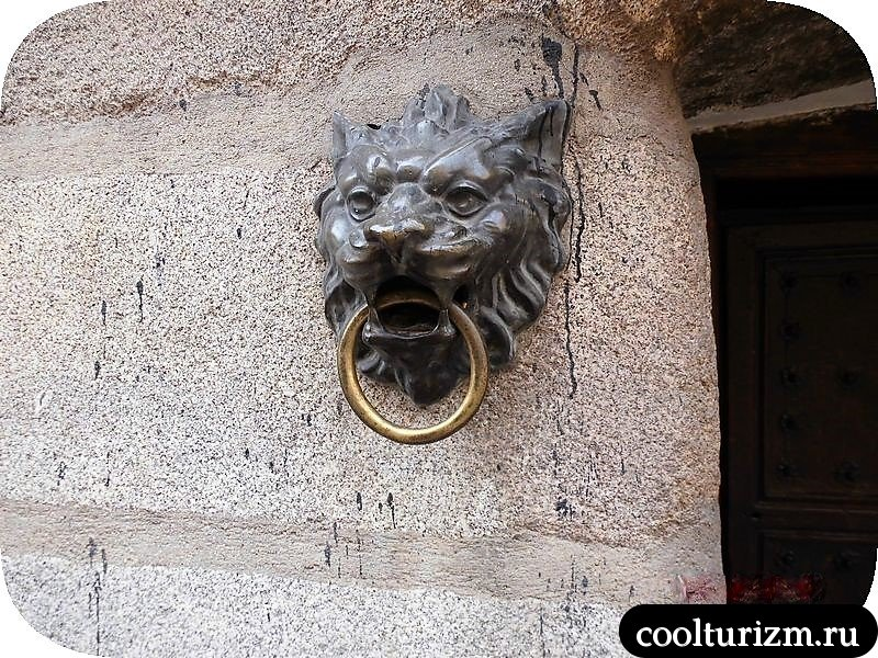 Мадрид.Испания. Пласа Майор