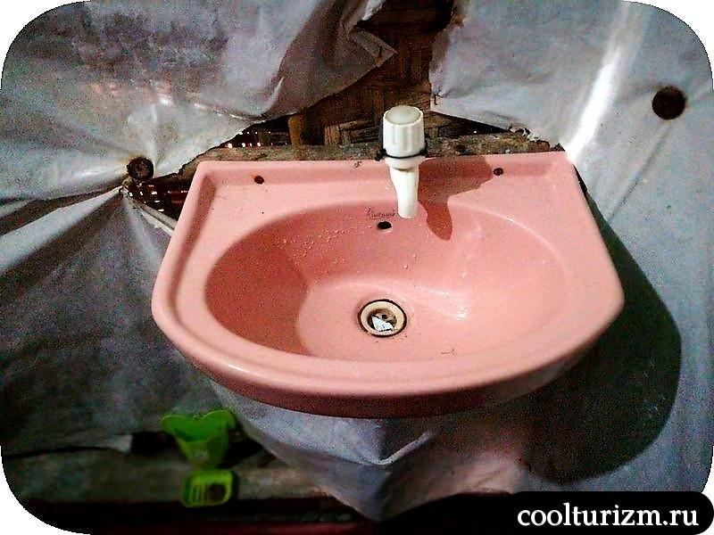 вода в Индии священна