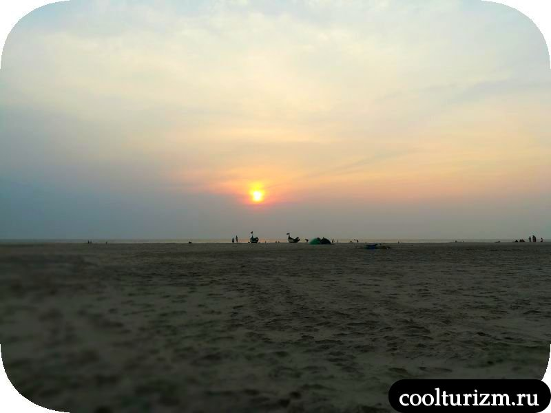 удобства в бунгало в Индии
