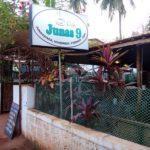 Кафе Junas 9 в Мандреме, Гоа. Лучшее кафе в Мандреме