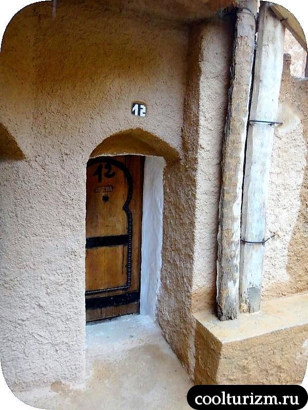 Тунис. Матмата