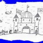 Подводный дворец Ктулху