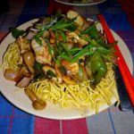 Tom Yam Thai. Где можно вкусно поесть в Мандреме, Гоа