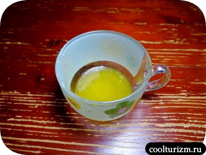 как приготовить апельсиновый соус