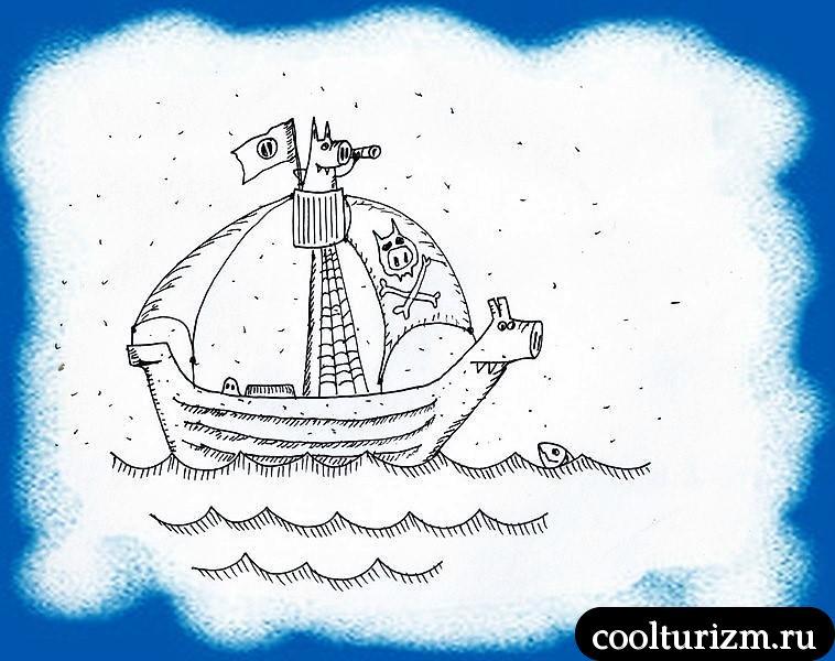 пираты 21-го века