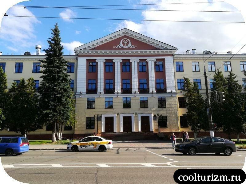 Витебск. Достопримечательности