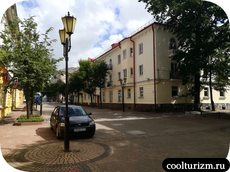 Витебск. Старый город