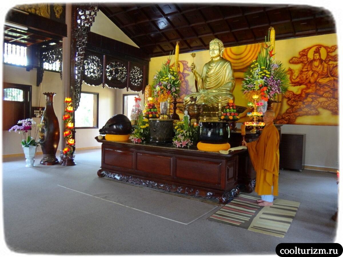 монастырь Чук Лам. Далат