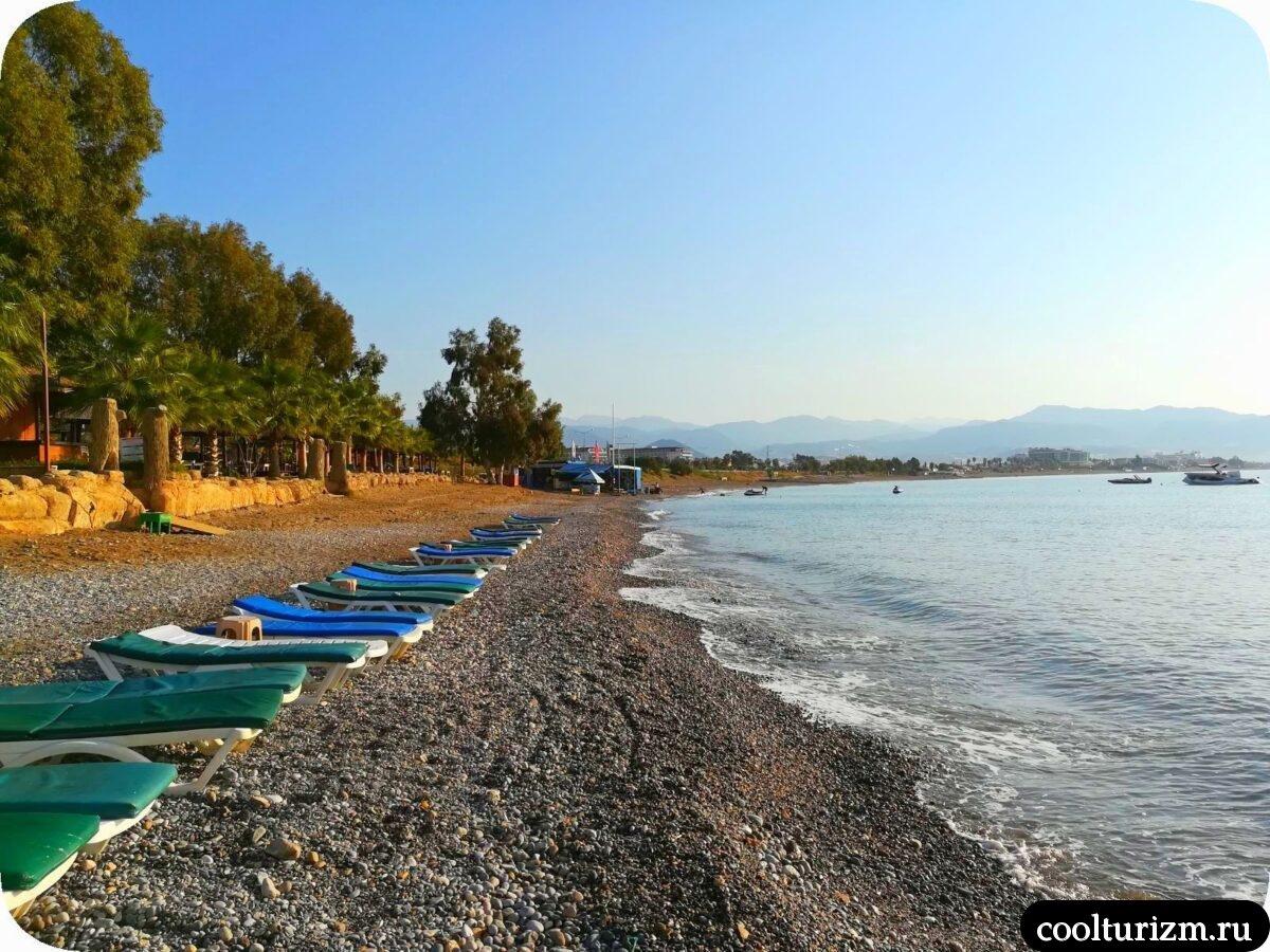 можно ли в ноябре купаться в Турции