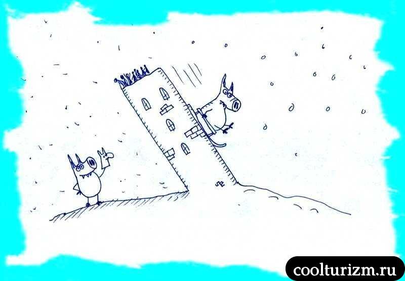 история Пизанской башни. Новая версия