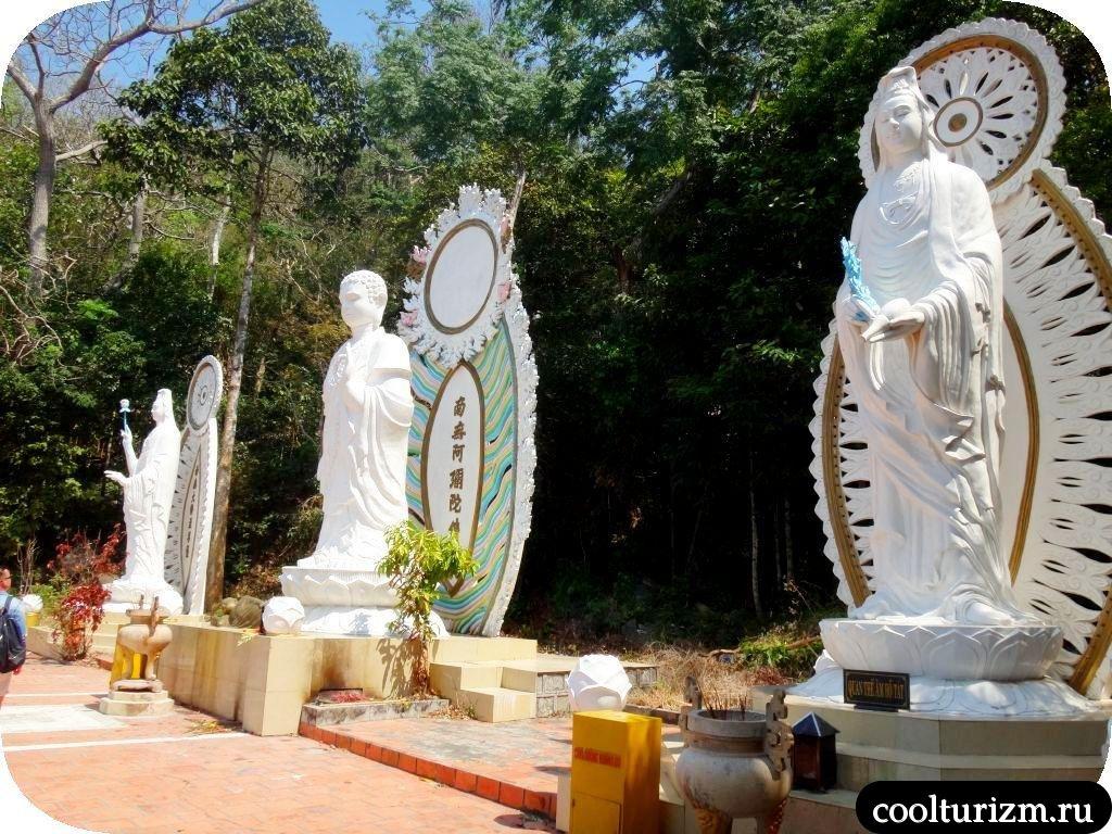 лежащий Будда. Гора Таку