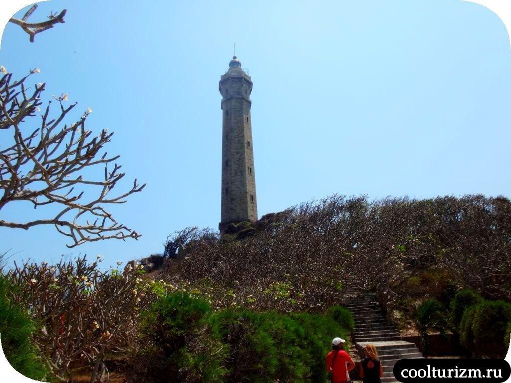 маяк Ке Га, Вьетнам. Экскурсия из Муйне
