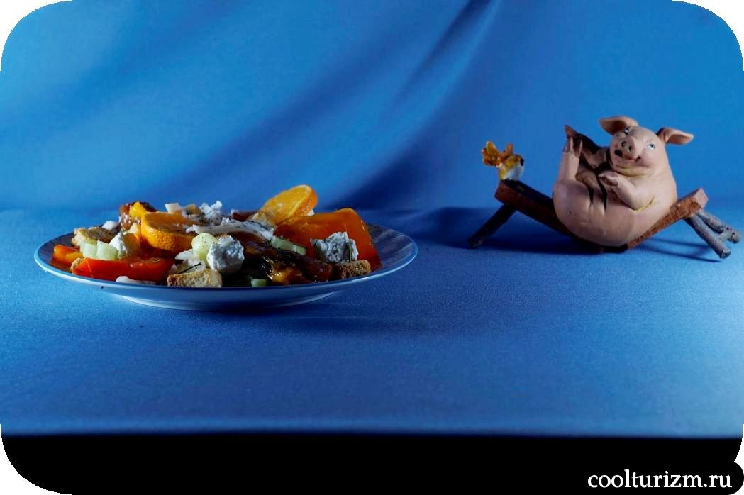салат с кальмарами без майонеза