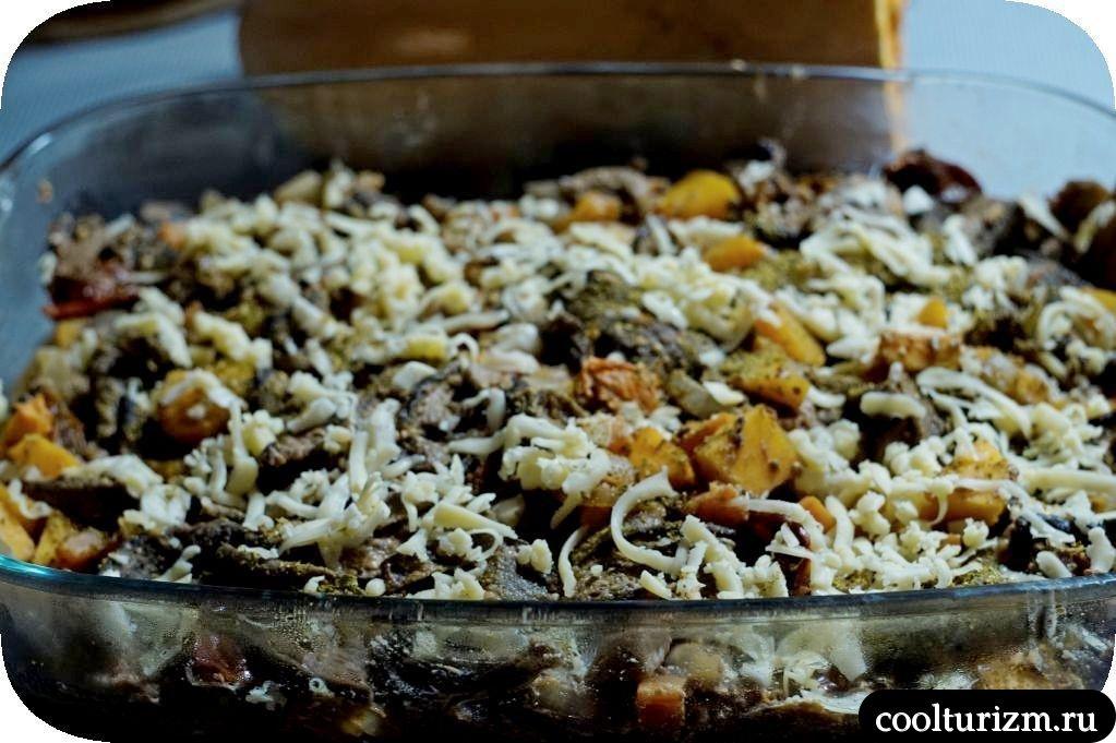 вкусные баклажаны в духовке