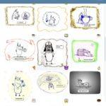 Очередные стикеры для Телеграм от Свинни опубликованы