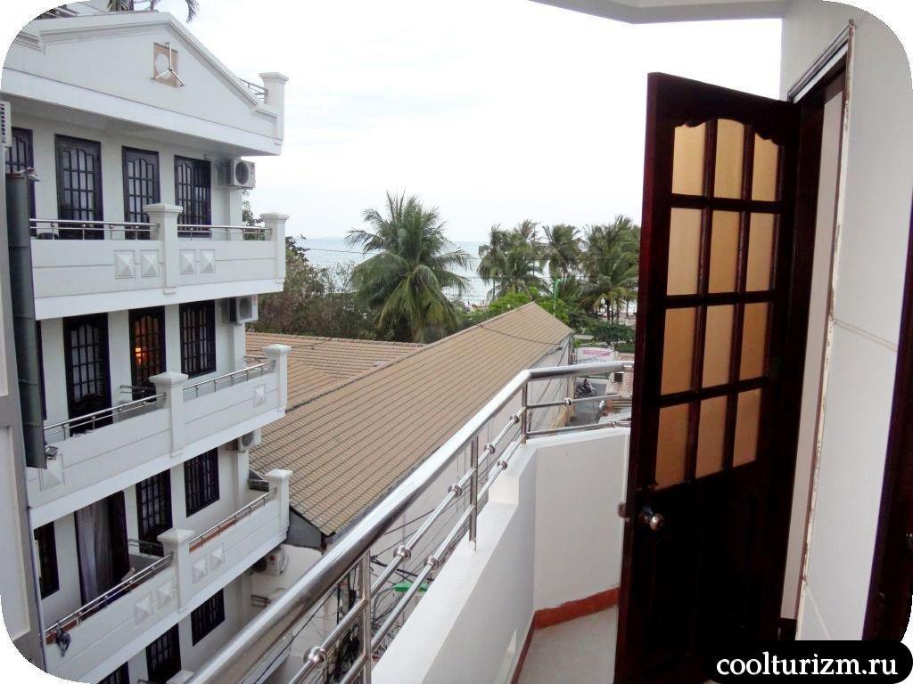 Ha Thu hotel Нячанг отзыв