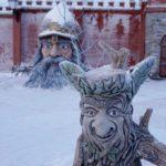 Сказка. Детский городок в Мурманске. Часть 2