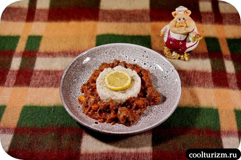куриная печень рецепт пошагово