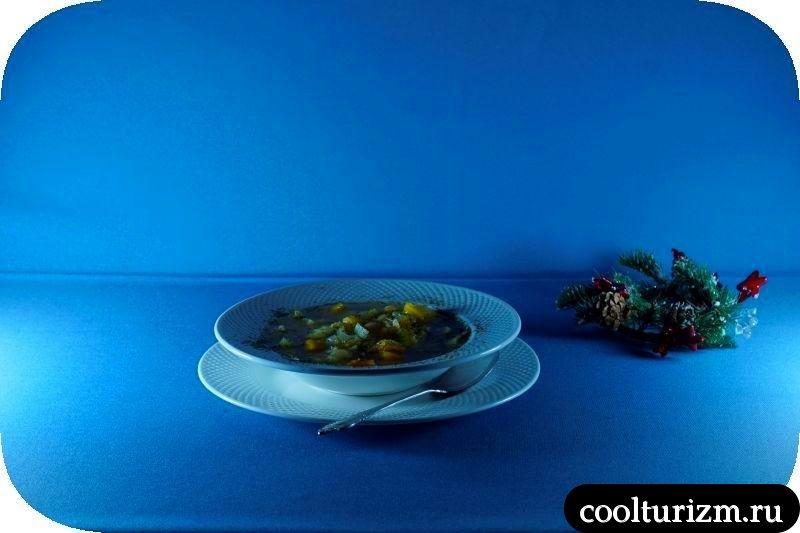 как сварить суп со звездочками