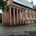 Могила Канта в Калининграде. Где находится могила Канта