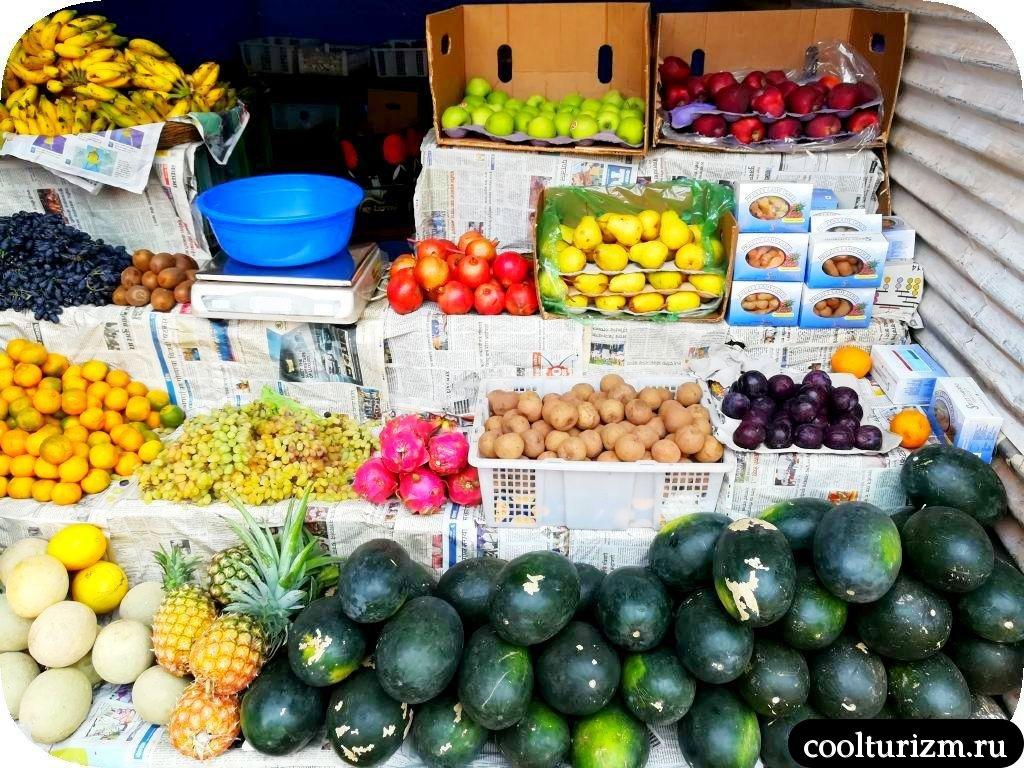 Магазины и шопинг в Агонде, Южный Гоа. Где купить продукты в Агонде.Цены на продукты в Агонде