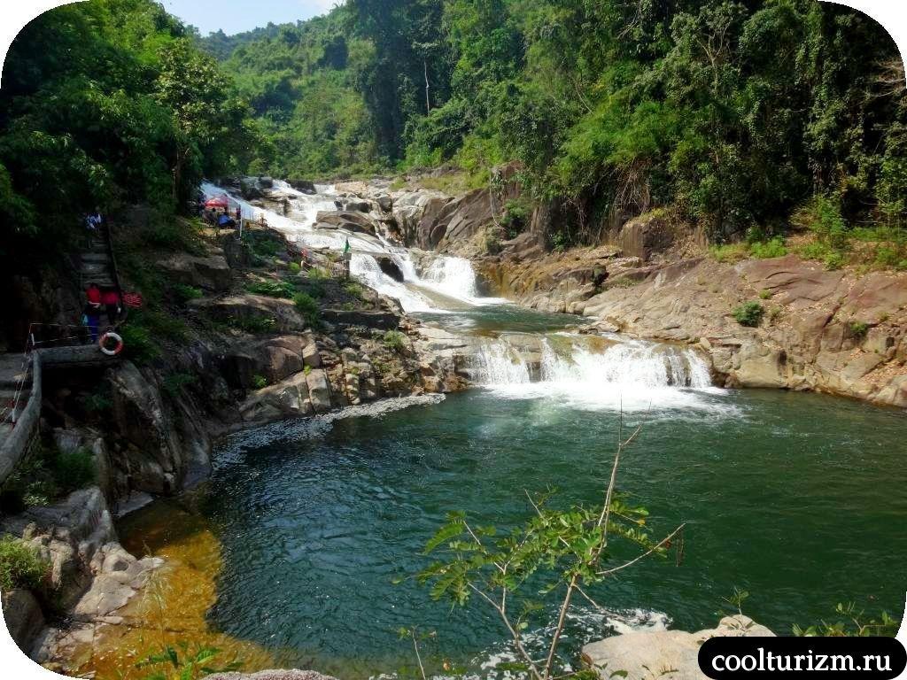 раглаи. Водопад Янг Бей, Вьетнам. Часть 2