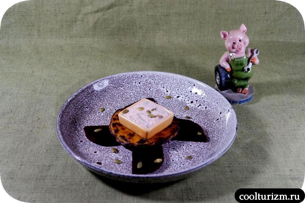 вкусный салат из тыквы и свеклы