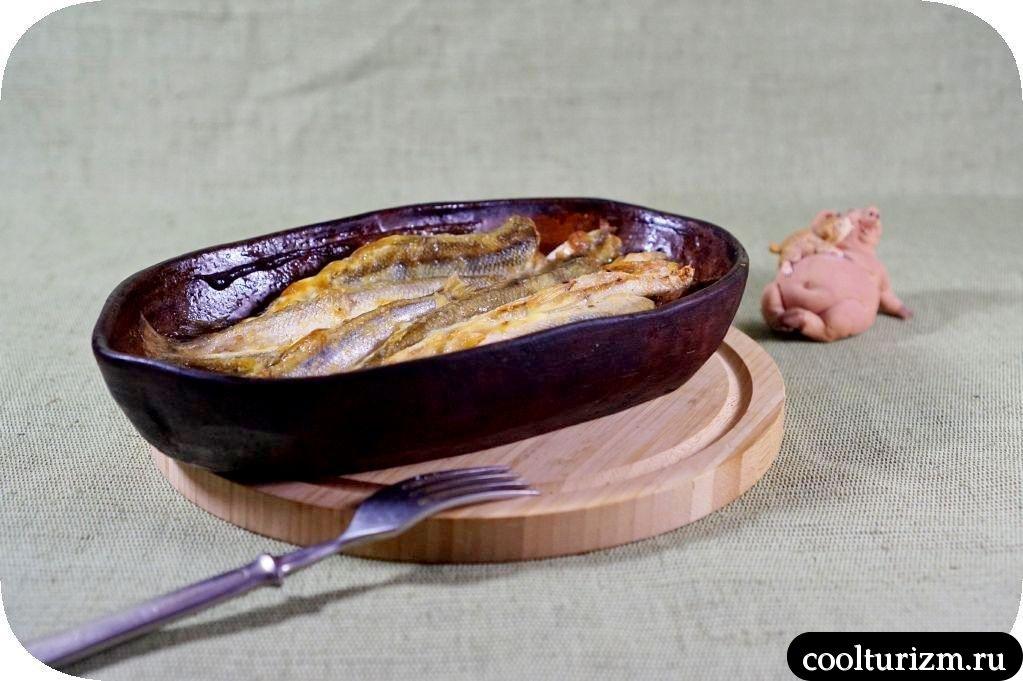 как готовить корюшку