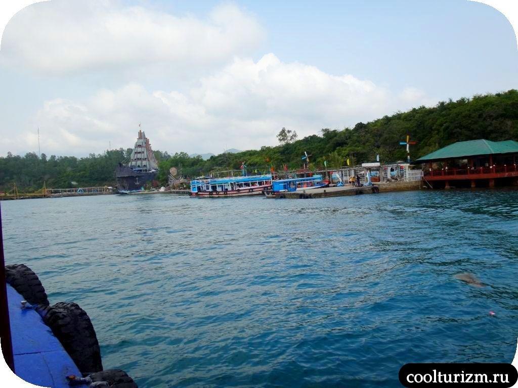 Южные острова Нячанга.Экскурсия. Вьетнам