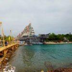 Морской парк Три нгуен ( Sea Park Tri Nguyen).Вьетнам, Нячанг