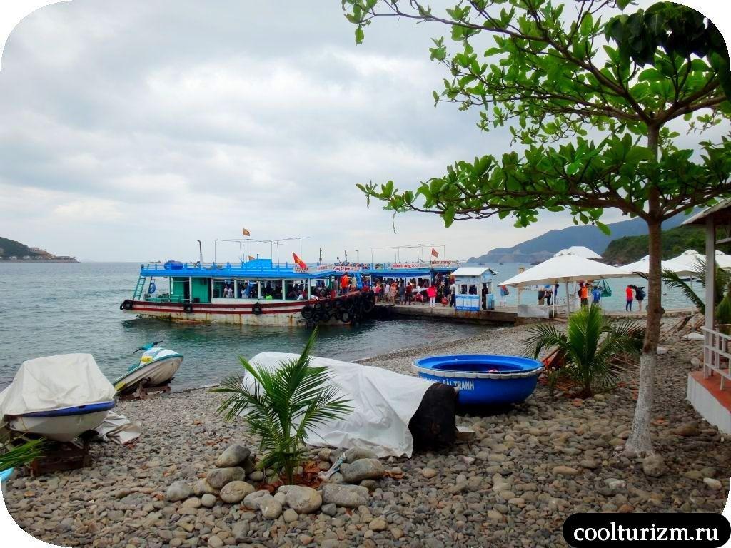 экскурсия на южные острова Нячанг