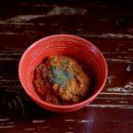 Томатный соус с оливками