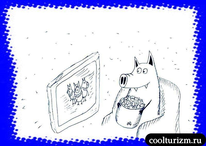 правильный телевизор