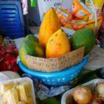 Фрукты в Нячанге.Еда в Нячанге, Вьетнам.Часть 1