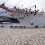 "Барк ""Седов"" в Мурманске. Экскурсия на борту барка ""Седов"""