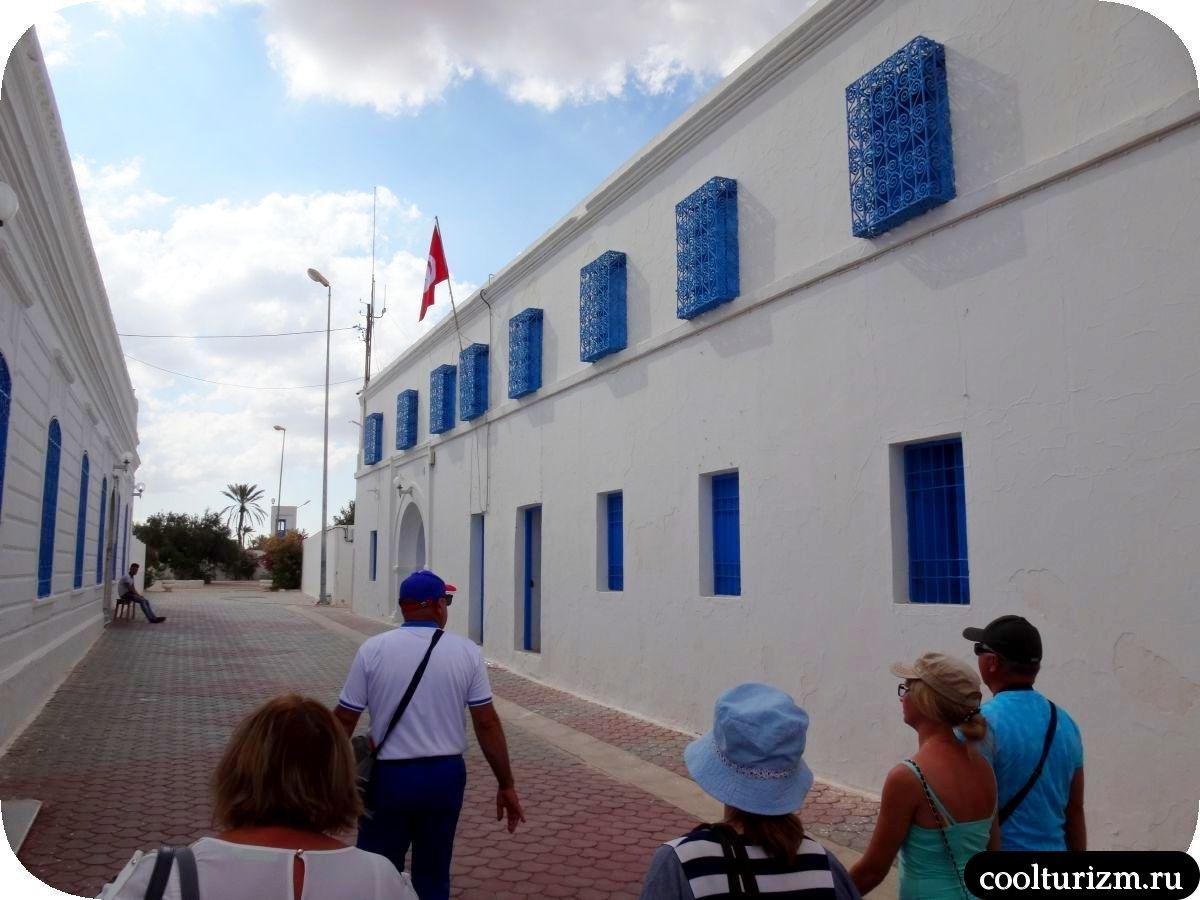 старая синагога Ла Гриба