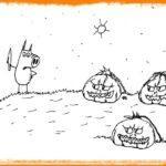 Вечеринка Хэллоуин от Свинни