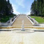 Сколько фонтанов в Петергофе. Фонтаны Нижнего парка Петергофа